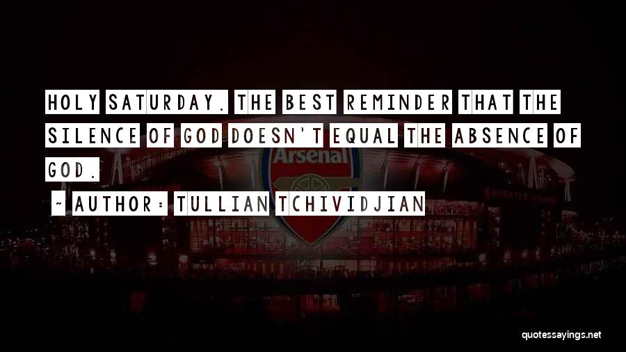 Reminder Quotes By Tullian Tchividjian