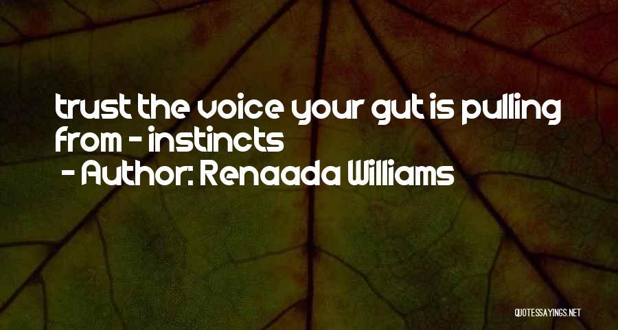 Renaada Williams Quotes 326526