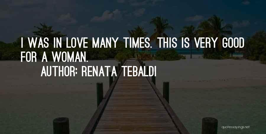 Renata Tebaldi Quotes 1221623