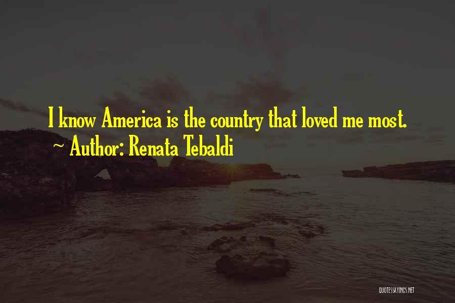 Renata Tebaldi Quotes 390754