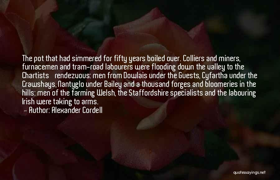 Rendezvous Quotes By Alexander Cordell