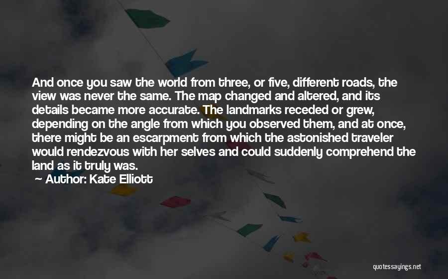Rendezvous Quotes By Kate Elliott