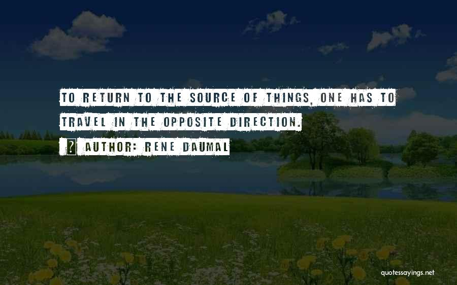 Rene Daumal Quotes 1802507