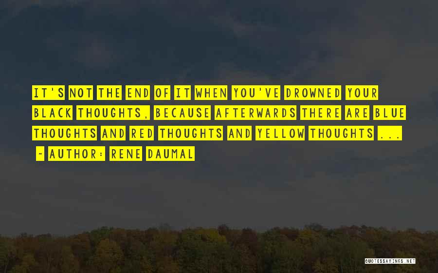 Rene Daumal Quotes 240128