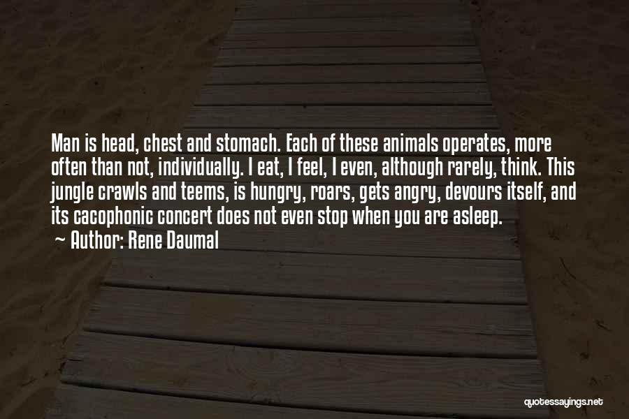 Rene Daumal Quotes 266221