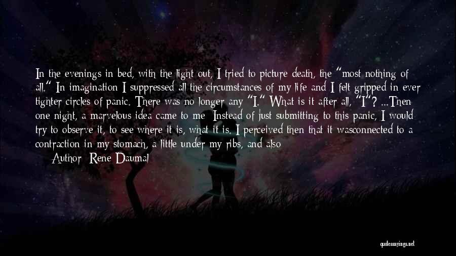 Rene Daumal Quotes 454903