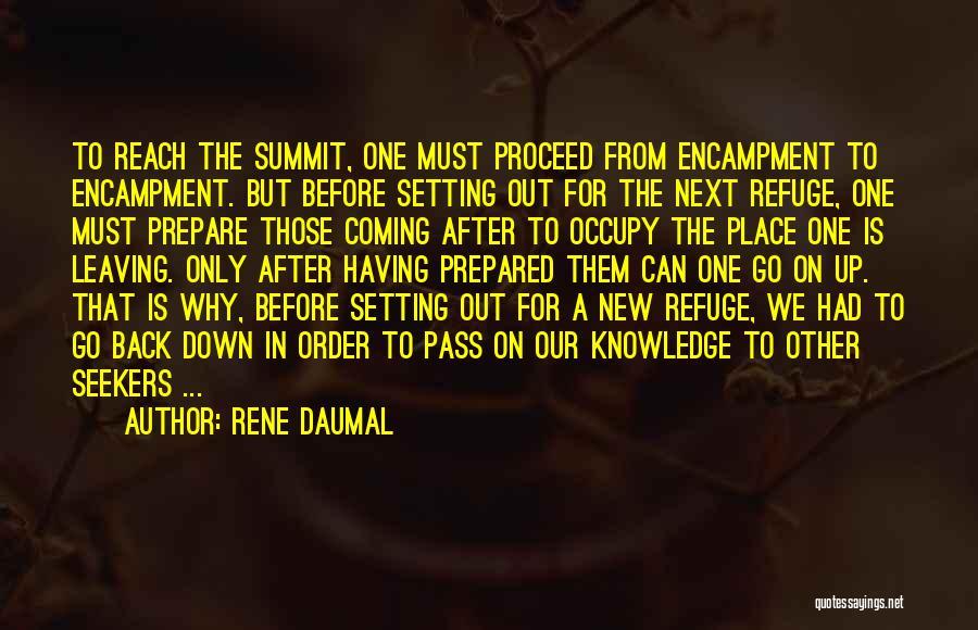 Rene Daumal Quotes 465010