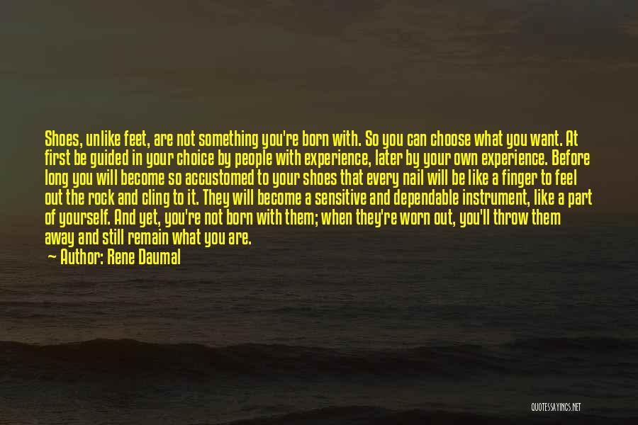 Rene Daumal Quotes 542030