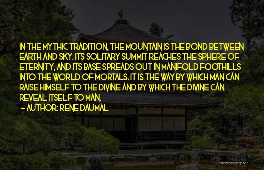 Rene Daumal Quotes 575344