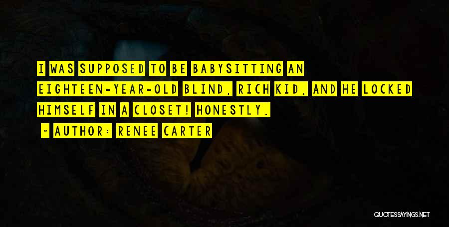 Renee Carter Quotes 1642343
