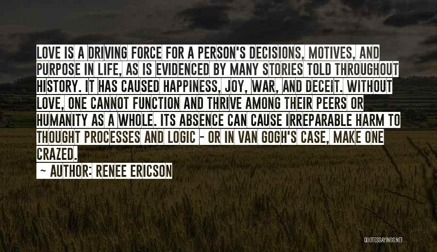 Renee Ericson Quotes 1244417