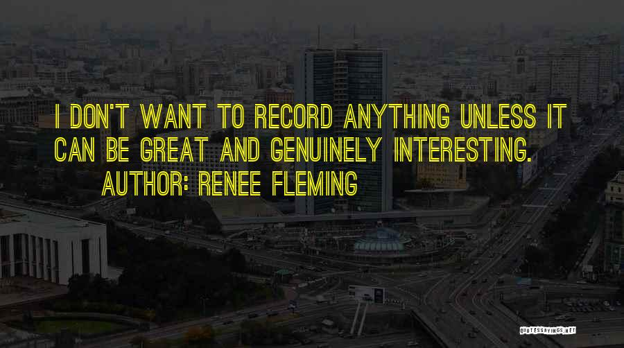 Renee Fleming Quotes 1306922