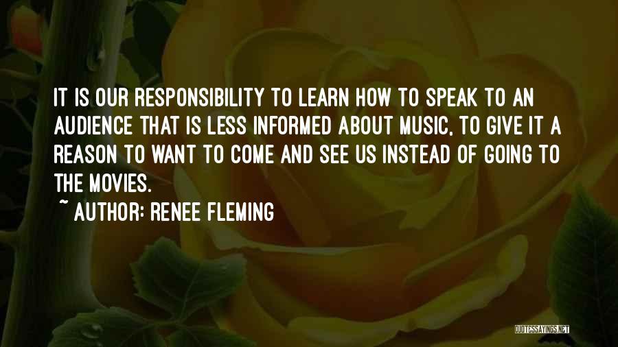 Renee Fleming Quotes 1542325