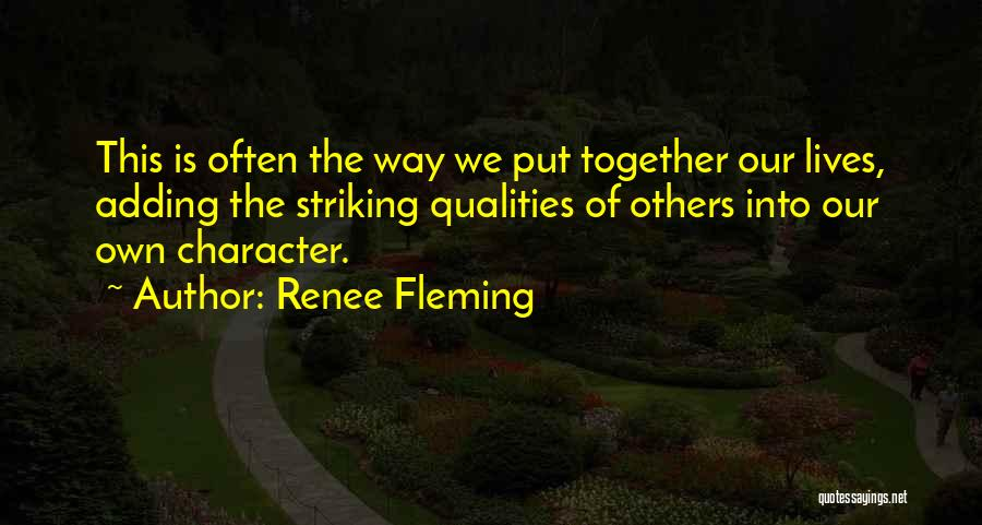 Renee Fleming Quotes 1693678