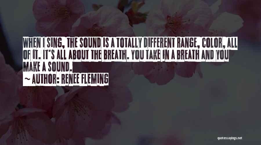 Renee Fleming Quotes 289641