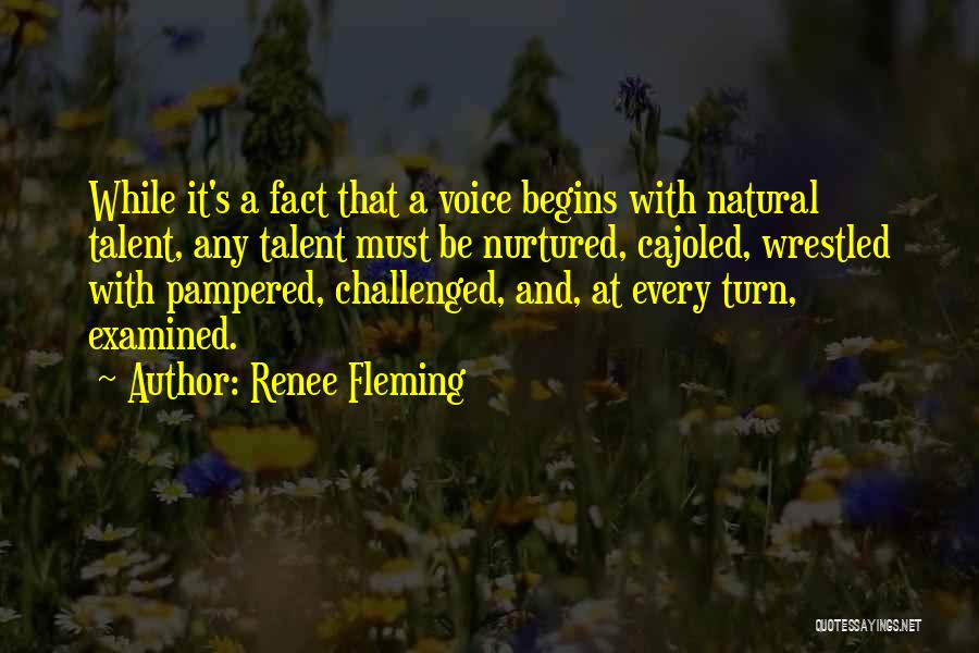 Renee Fleming Quotes 353560