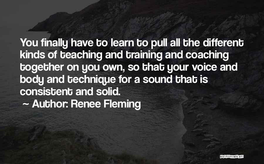 Renee Fleming Quotes 371891