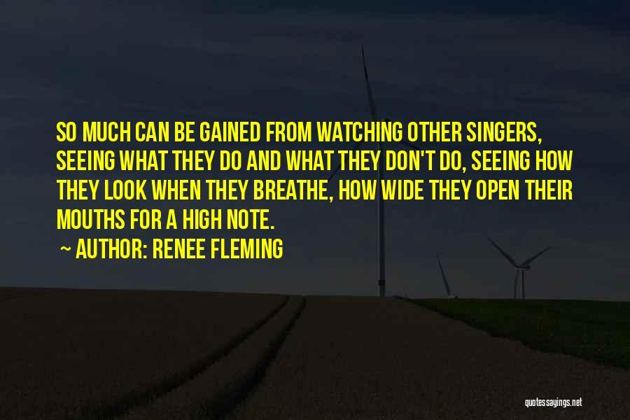 Renee Fleming Quotes 438478