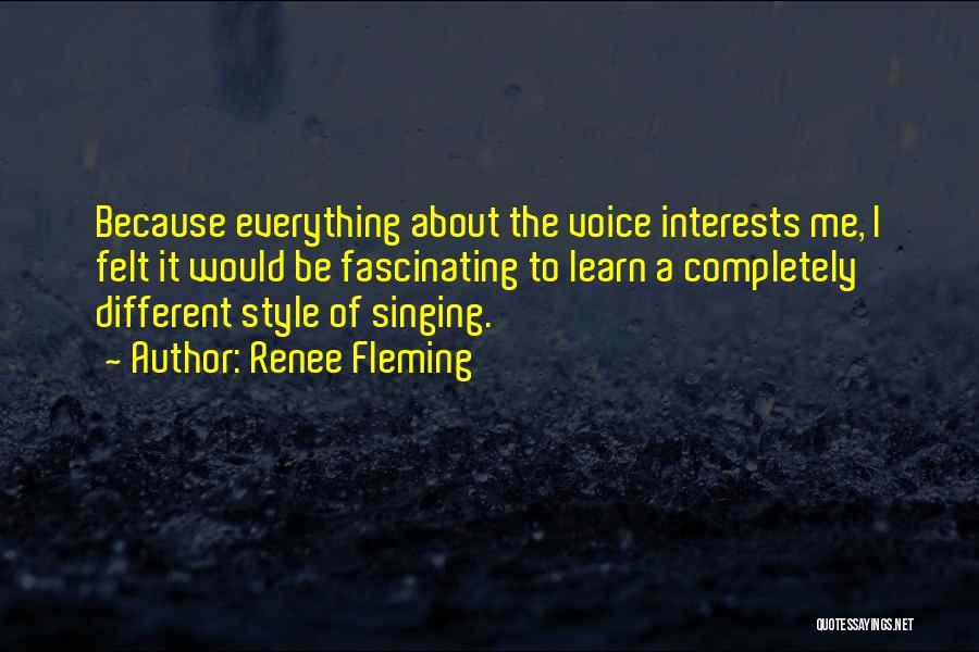 Renee Fleming Quotes 650880