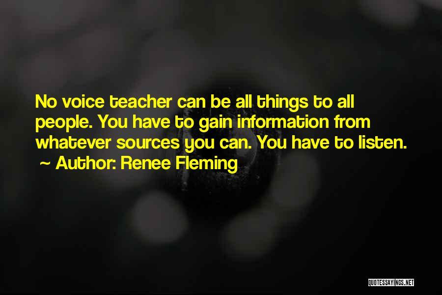 Renee Fleming Quotes 915046