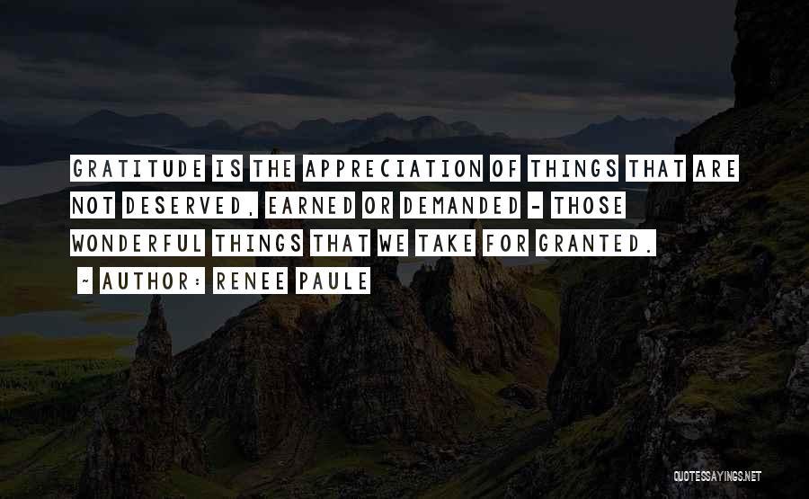 Renee Paule Quotes 2232710