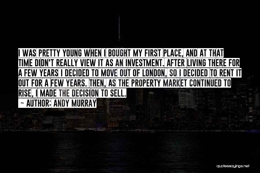 Rent Quotes By Andy Murray