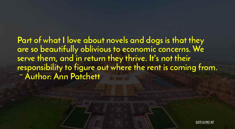 Rent Quotes By Ann Patchett