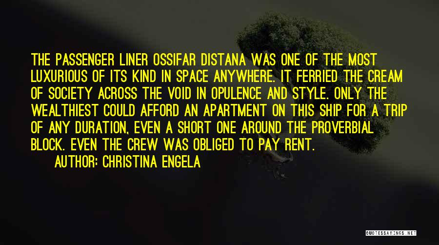 Rent Quotes By Christina Engela