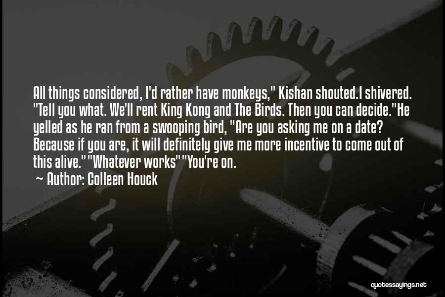Rent Quotes By Colleen Houck