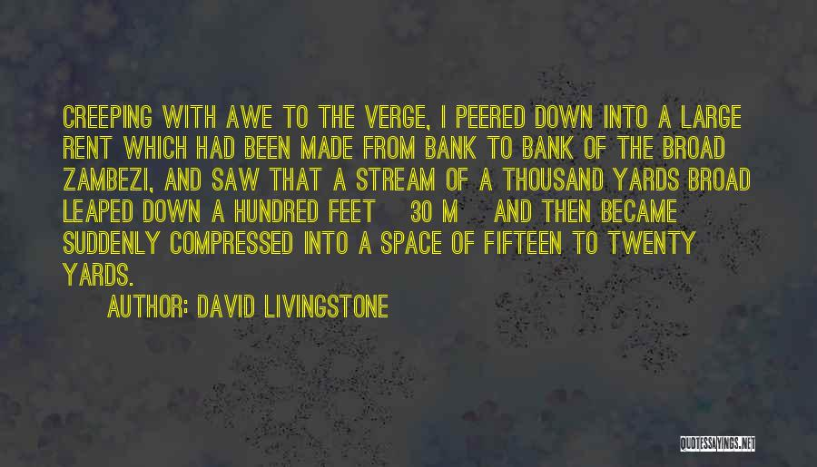 Rent Quotes By David Livingstone