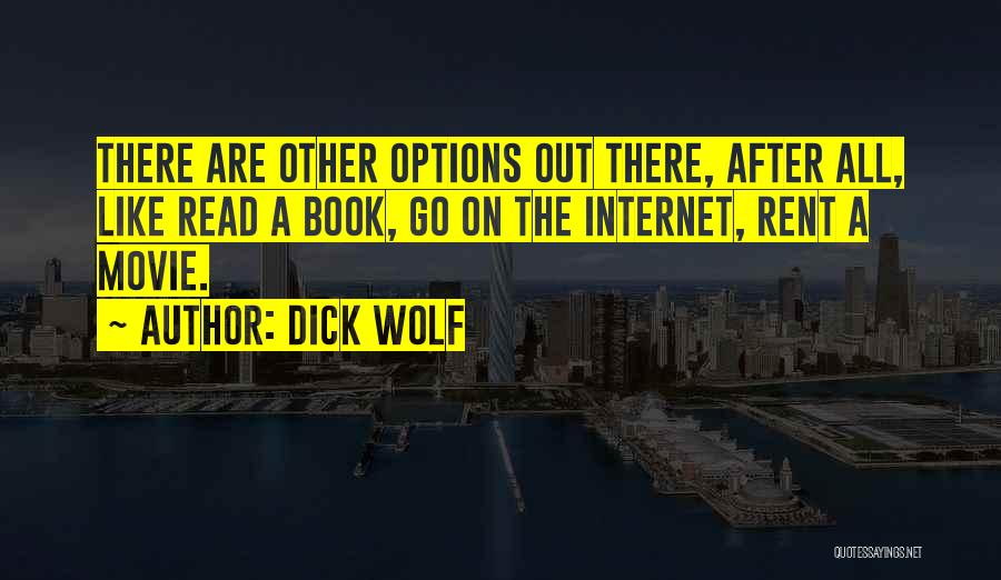 Rent Quotes By Dick Wolf