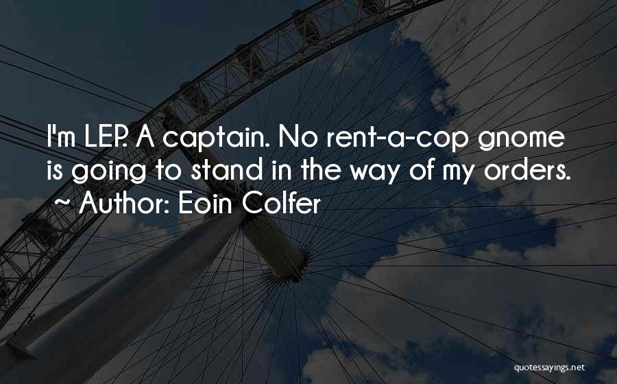 Rent Quotes By Eoin Colfer