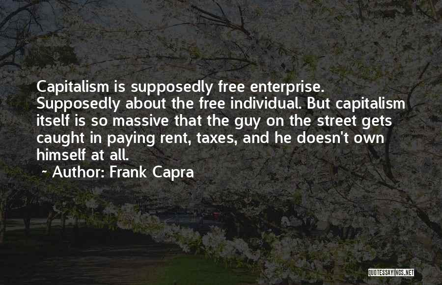 Rent Quotes By Frank Capra