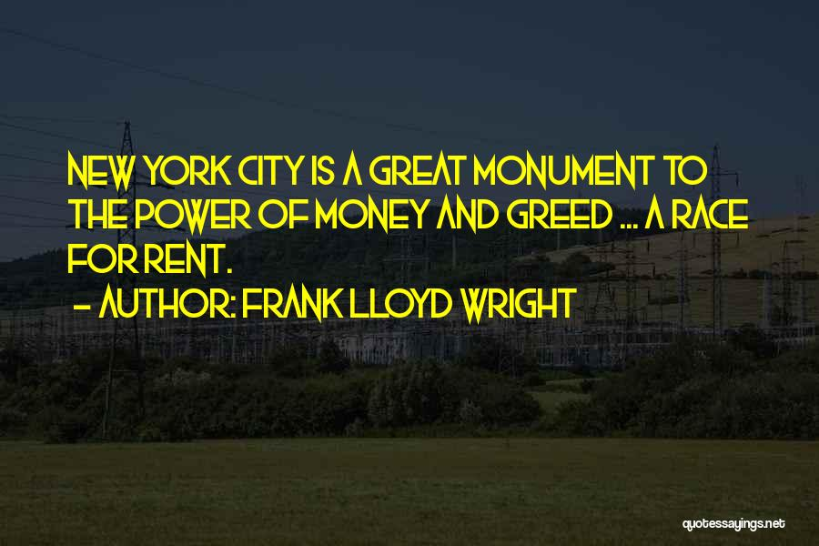 Rent Quotes By Frank Lloyd Wright