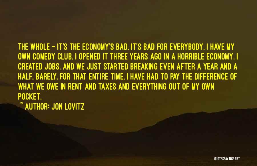 Rent Quotes By Jon Lovitz