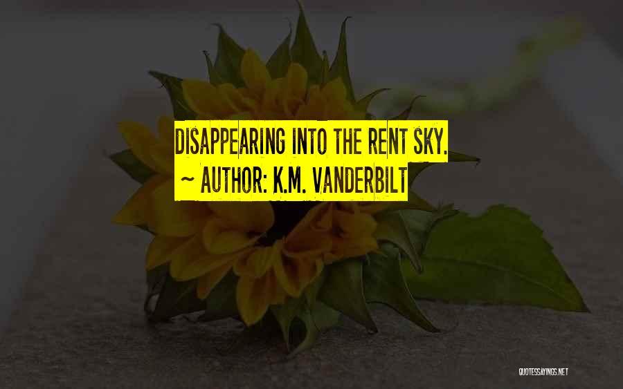 Rent Quotes By K.M. Vanderbilt
