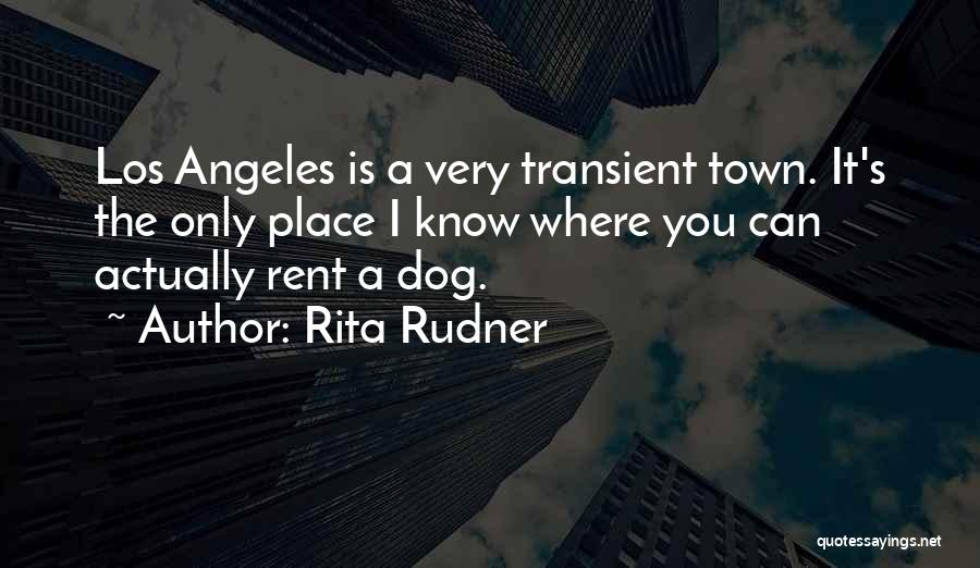 Rent Quotes By Rita Rudner