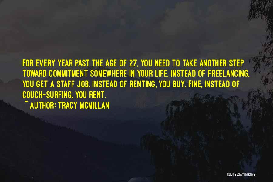 Rent Quotes By Tracy McMillan