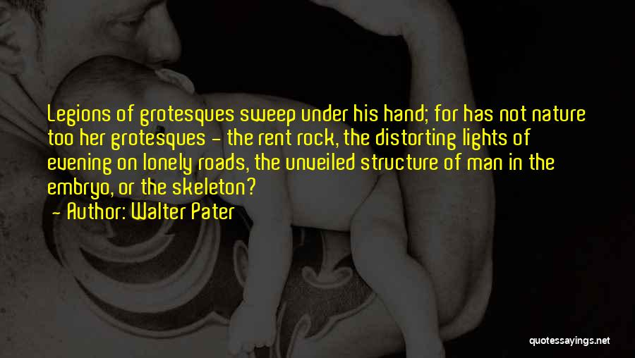 Rent Quotes By Walter Pater