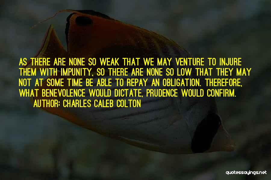 Repay Quotes By Charles Caleb Colton