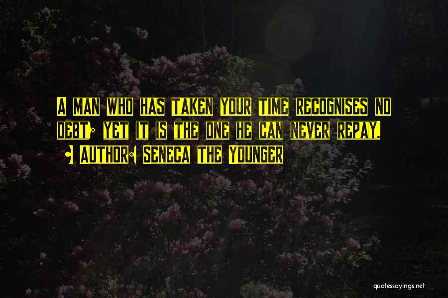 Repay Quotes By Seneca The Younger