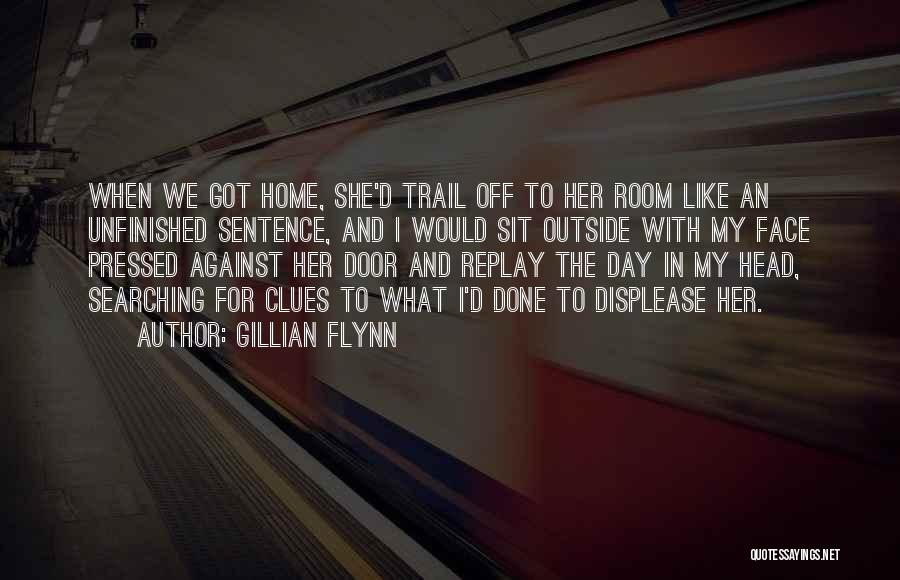 Replay Quotes By Gillian Flynn