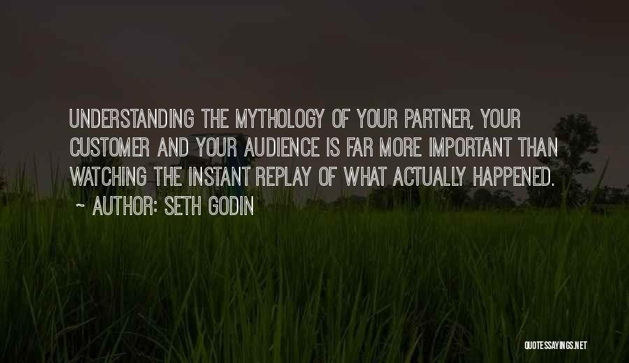 Replay Quotes By Seth Godin
