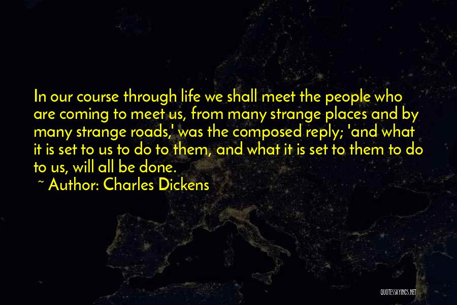 Reply To All Quotes By Charles Dickens
