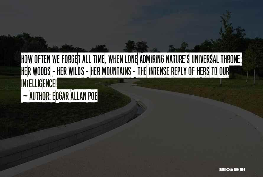 Reply To All Quotes By Edgar Allan Poe