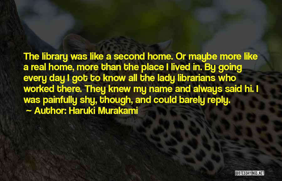 Reply To All Quotes By Haruki Murakami