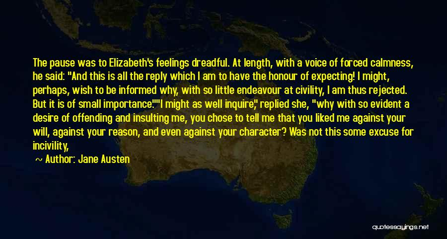 Reply To All Quotes By Jane Austen