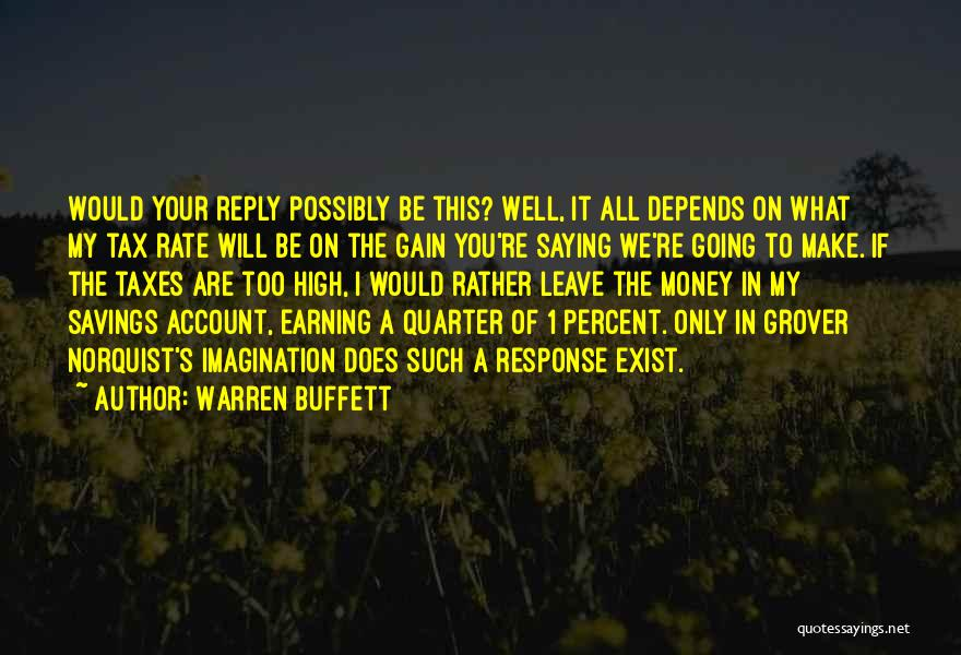 Reply To All Quotes By Warren Buffett