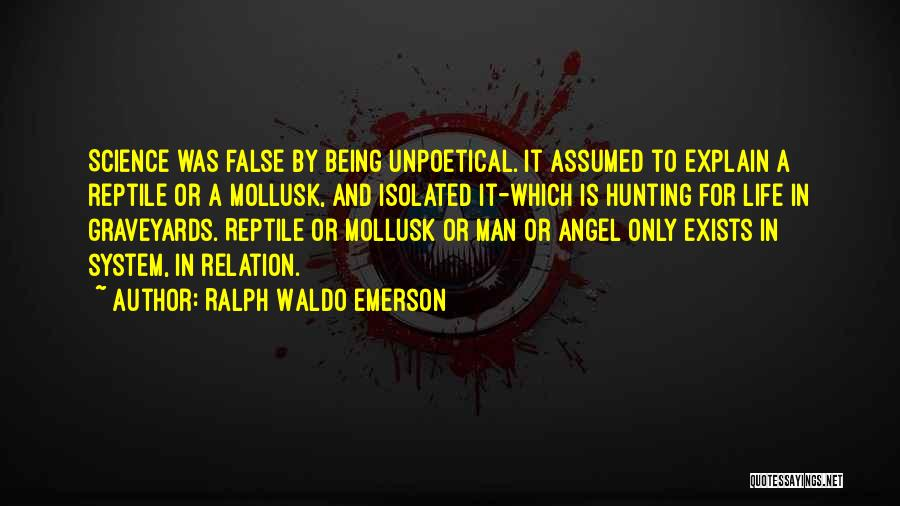 Reptile Quotes By Ralph Waldo Emerson