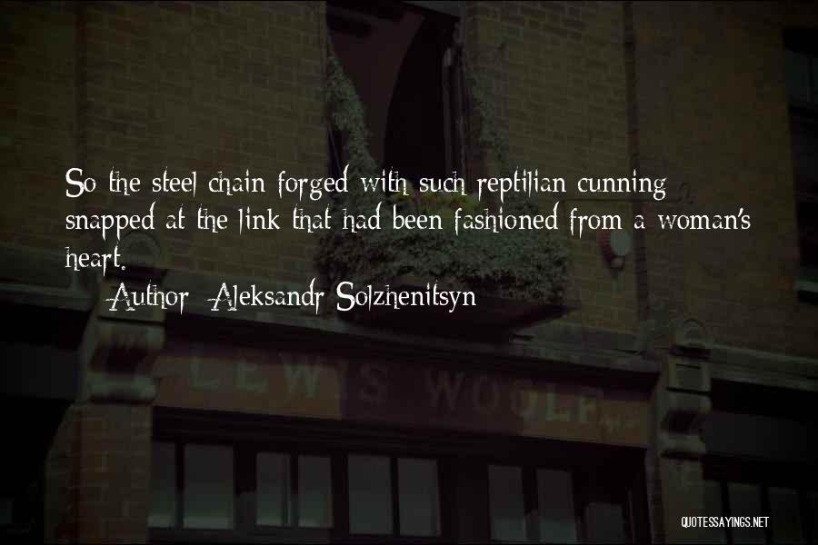 Reptilian Quotes By Aleksandr Solzhenitsyn